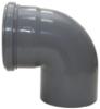 Отводы для внутренней канализации из полипропилена Политэк